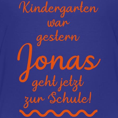 Kindergarten war gestern (Jonas) - Kinder Premium T-Shirt