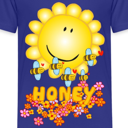 Honey - Kinderen Premium T-shirt