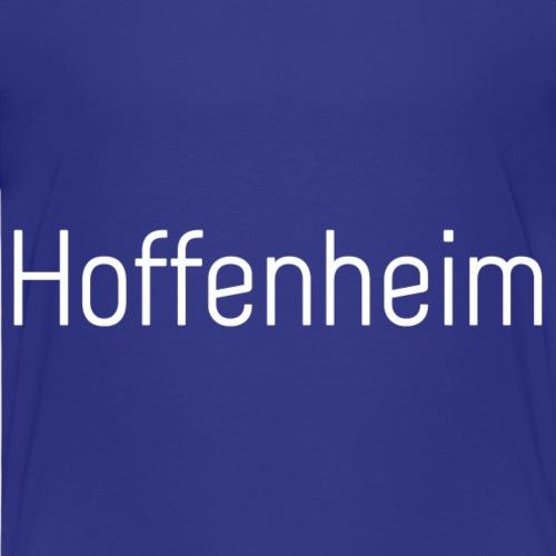 Hoffenheim weiss - Kinder Premium T-Shirt