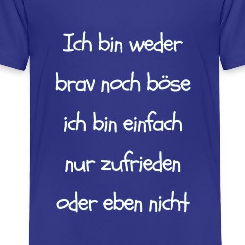 kindershirt, cooler Spruch, T-Shirt Kinder - Kinder Premium T-Shirt