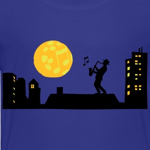 Jazz on the roof - Kids' Premium T-Shirt