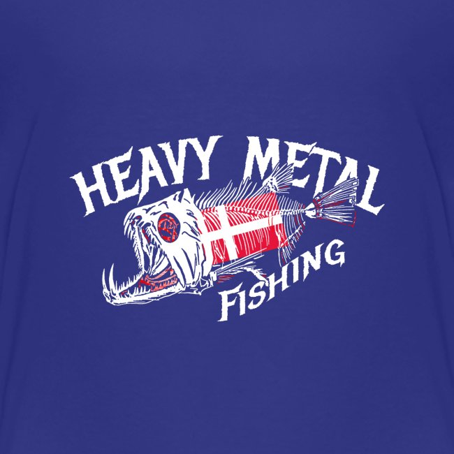 heavy metal fishing Dänemark