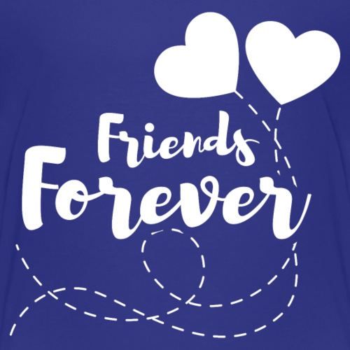 Friends forever Geschwister Zwillinge Partnerlook - Kinder Premium T-Shirt