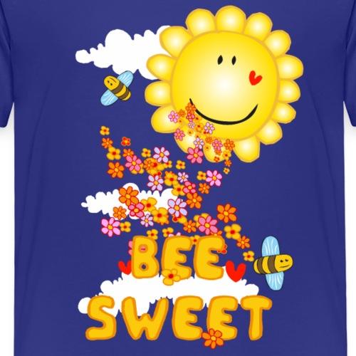 Bee Sweet T-shirt - Kinderen Premium T-shirt