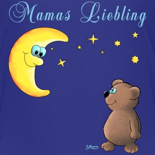 Mamas Liebling - Kinder Premium T-Shirt