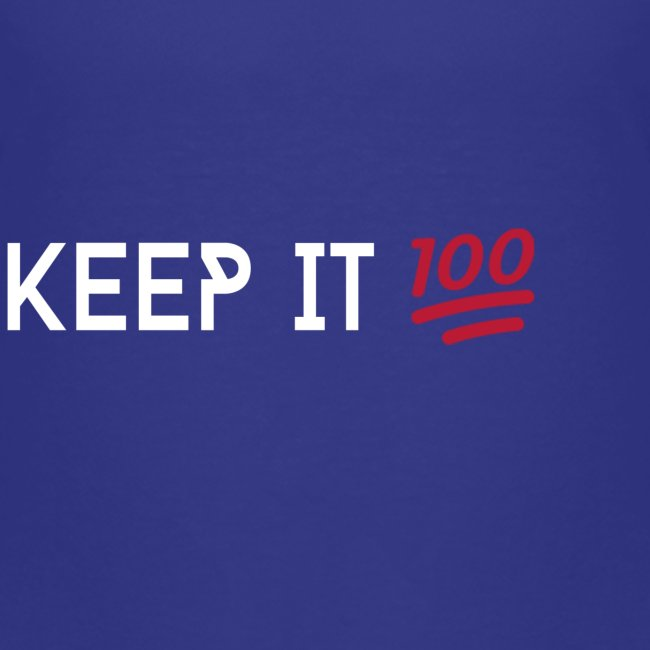 KEEP IT 100 WIT png
