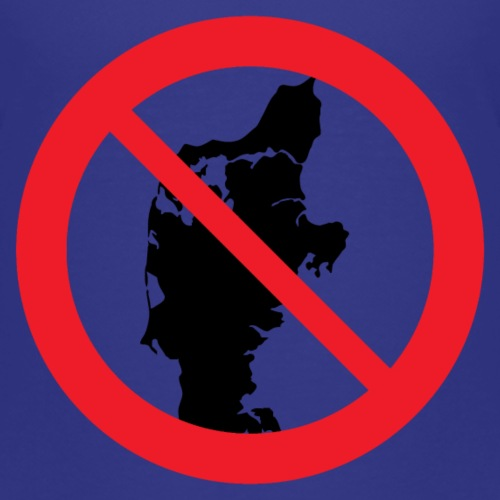 Jylland forbudt - Børnekollektion - Børne premium T-shirt
