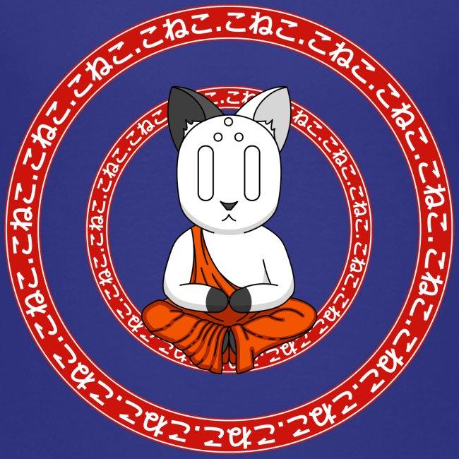 buddh-cat red