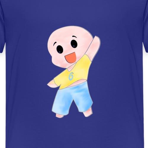Saluti - Maglietta Premium per bambini