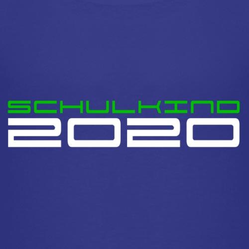 Schulkind2020 - Kinder Premium T-Shirt