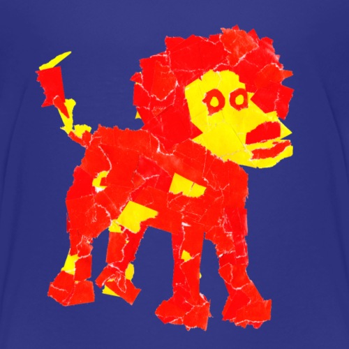 Luisa-00015-Loewe - Kinder Premium T-Shirt