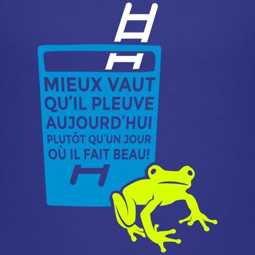 Fête à la grenouille - T-shirt Premium Enfant