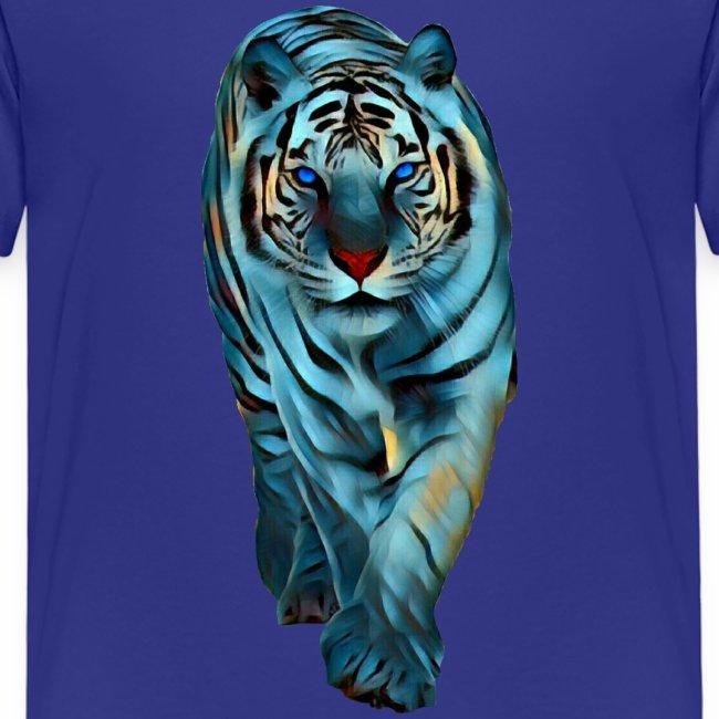 Tigre Caminando MEDIANO