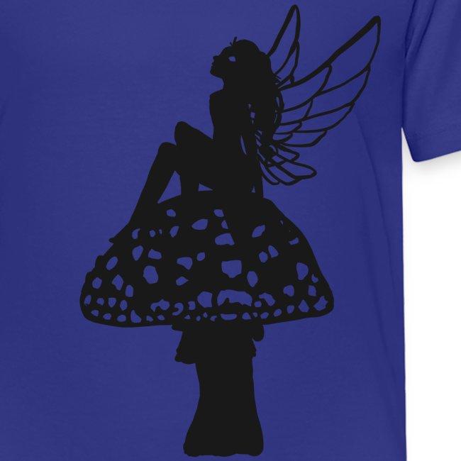 Silver fairy BLACK