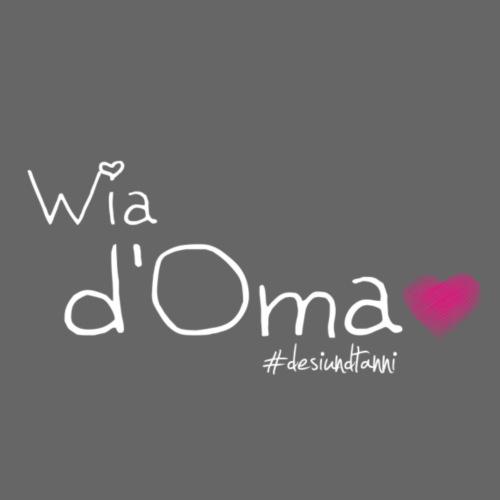 Wia d'Oma - Kinder Premium T-Shirt