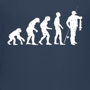 EVOLUTION ANGLER! - Kids' Premium T-Shirt