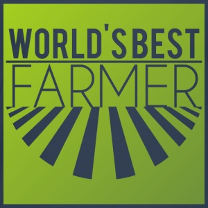 Farmer / Farmer / Farmer: World's Best Farmer - Kinderen Premium T-shirt