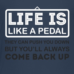 LIKE A PEDAL - Kinder Premium T-Shirt