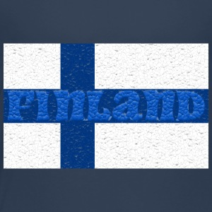 Finland flag - Kids' Premium T-Shirt