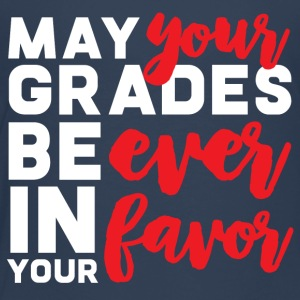 Teacher / School: May your Grades Be ever in your - Kids' Premium T-Shirt