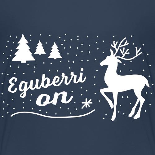 eguberri on - T-shirt Premium Enfant