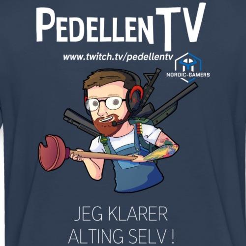 pedellentv - Børne premium T-shirt