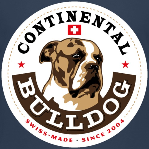 Continental Bulldog - Kinder Premium T-Shirt