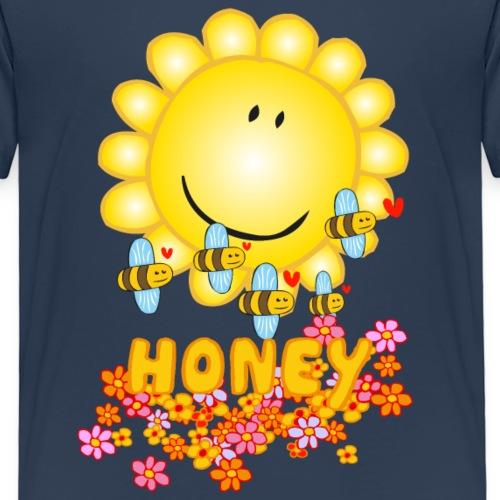 Honey - Kinderen Premium T-shirt