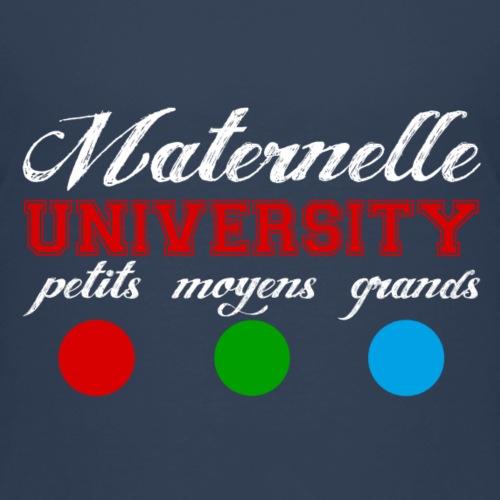 maternelle university