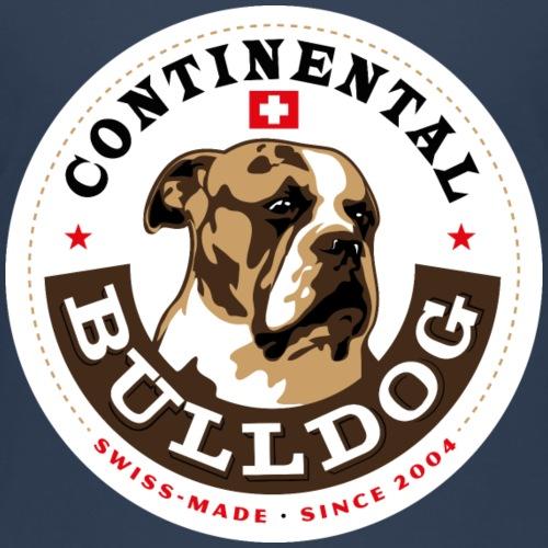 Continental Bulldog - Kinder Premium T-Shirt