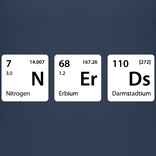 Element Nerds - Kinder Premium T-Shirt