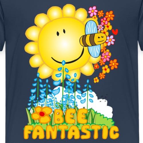 Bee Fantastic - Bee Beautiful Collection - Kinderen Premium T-shirt