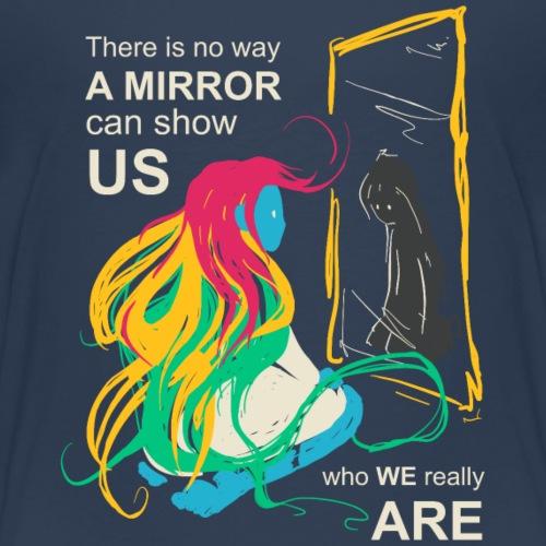 Mirrors - Kids' Premium T-Shirt