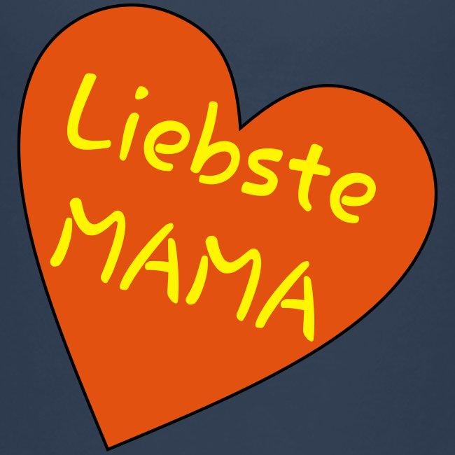 Liebste Mama - Auf Herz ♥