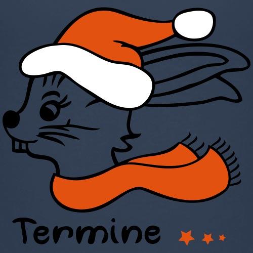 Hase im Weihnachtsstress - Kinder Premium T-Shirt