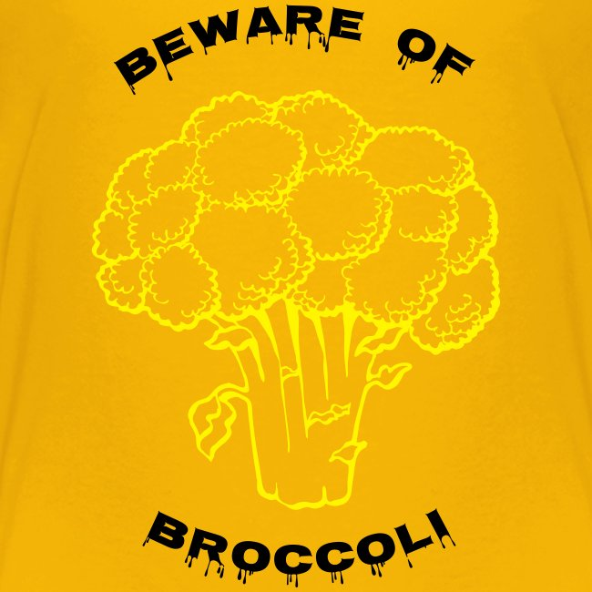 Beware of Broccoli Smaller