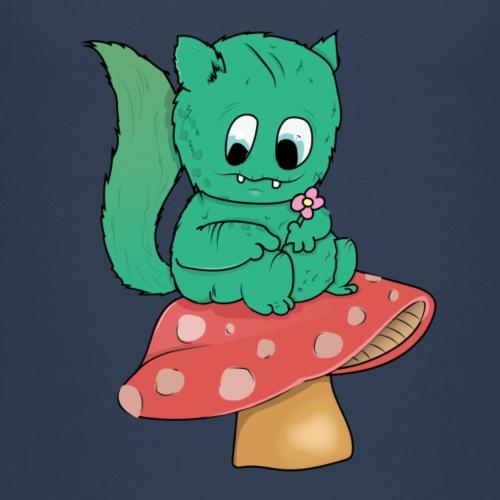 monster in autumn - T-shirt Premium Enfant