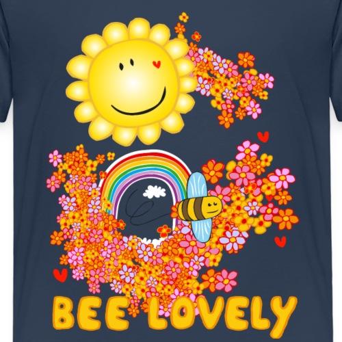 Bee Lovely - Bee Beautiful Collection - Kinderen Premium T-shirt