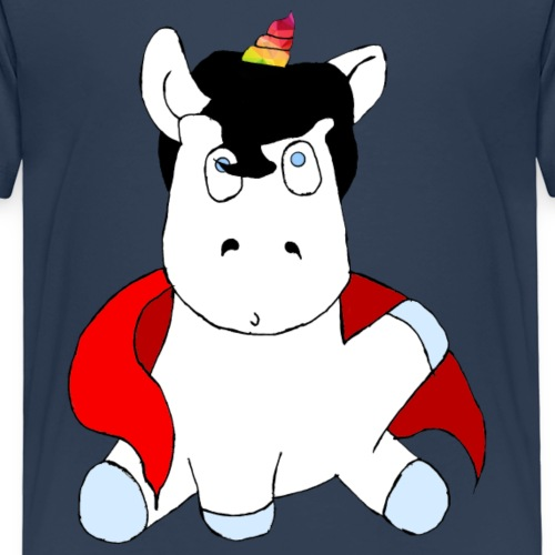 super unicorn - T-shirt Premium Enfant