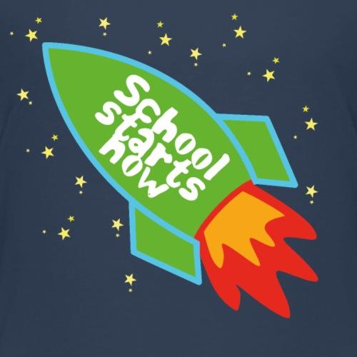 school starts now - Kinder Premium T-Shirt