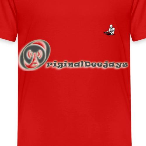 Logo Oficial - Camiseta premium niño