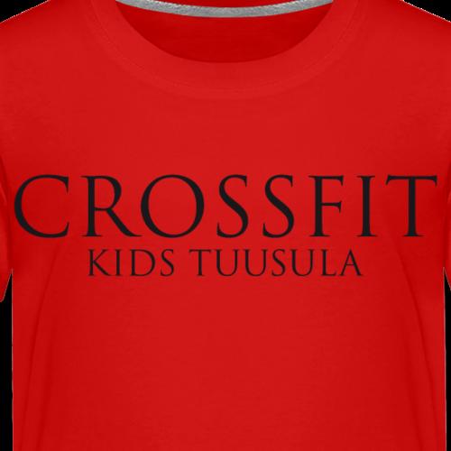 CF KIDS TUUSULA - Lasten premium t-paita