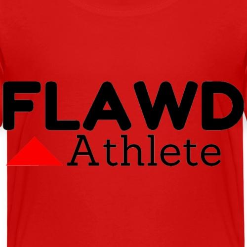 FLAWDAthlete - Premium-T-shirt barn