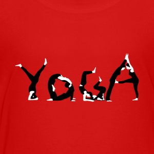 yoga - T-shirt Premium Enfant