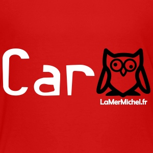 Car HIBOU - T-shirt Premium Enfant