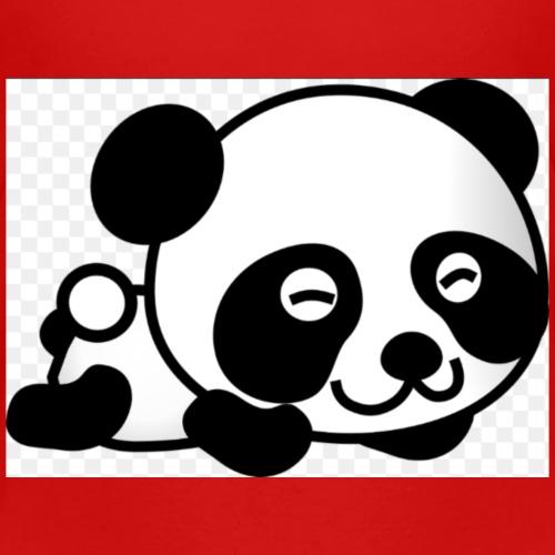 DOLCE PANDA - Maglietta Premium per bambini