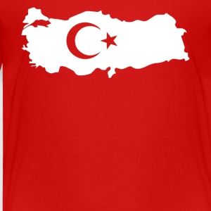 Turkey white Turkey Türkiye Kardes Kiz - Kids' Premium T-Shirt