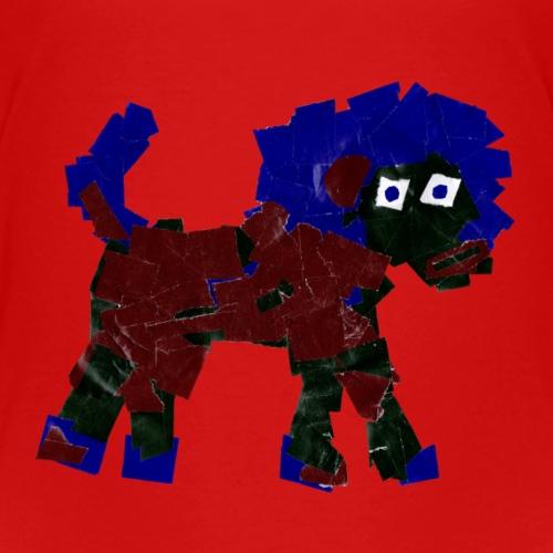 Luisa-00011-Loewe - Kinder Premium T-Shirt