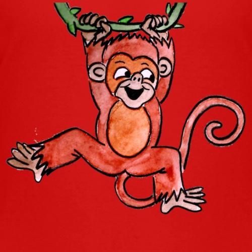Ape moro 1 - Premium T-skjorte for barn