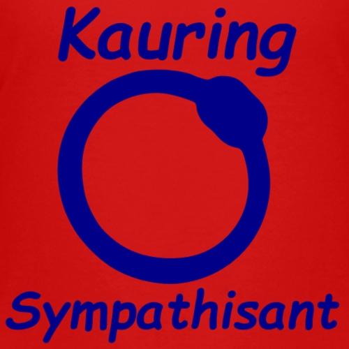 Kauring Sympathisant - Kinder Premium T-Shirt